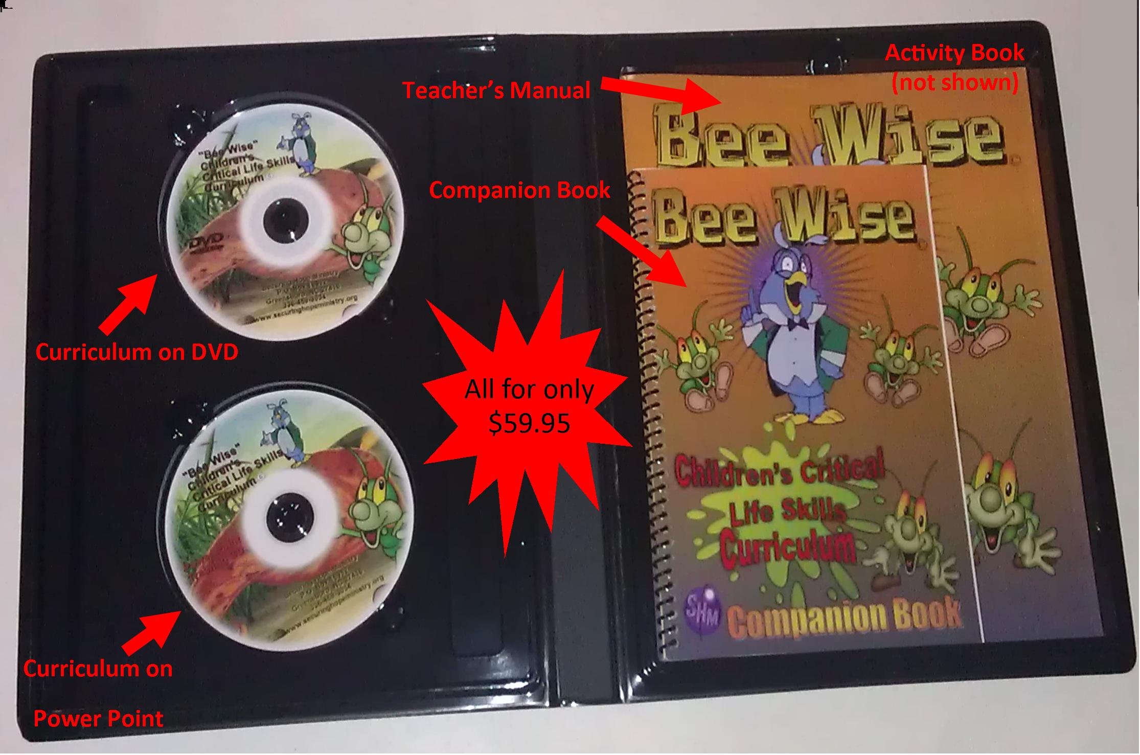 Bee Wise: Children's Critical Life Skills Curriculum