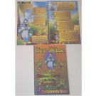Bee Wise Children's Critical Life Skills Companion Book
